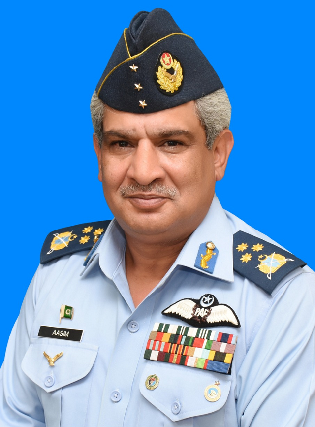 air marshal asim zaheer appointed vice chief of air staff