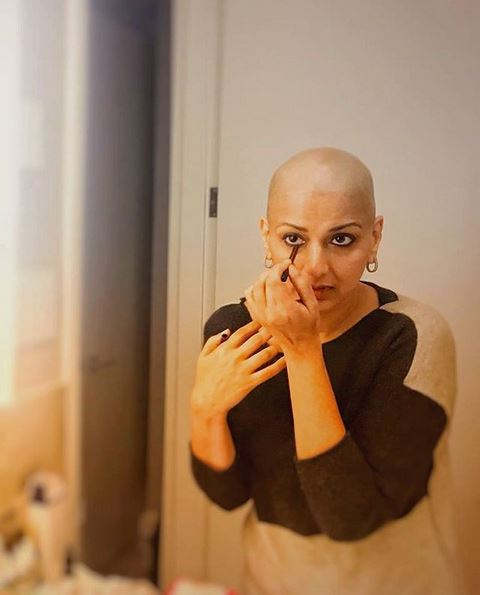 chemotherapy takes a toll on sonali bendre