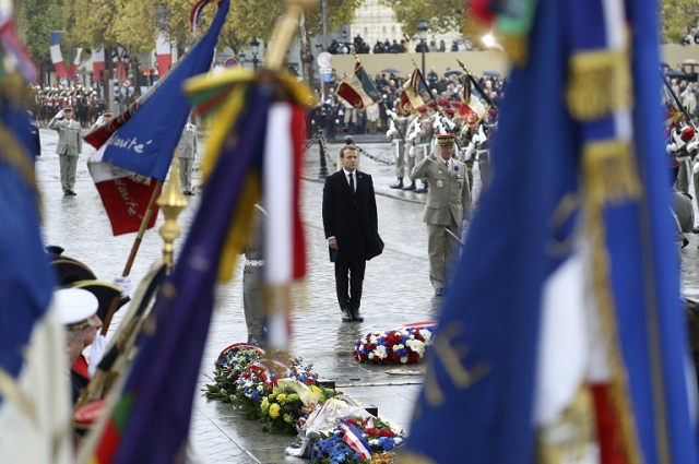 world leaders to descend on france for wwi commemorations