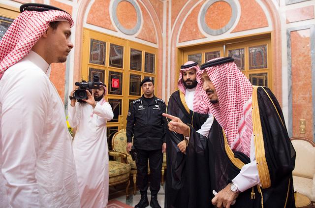 sons of slain saudi journalist jamal khashoggi appeal for the return of his body