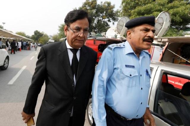 aasia bibi s lawyer flees to netherlands amid death threats