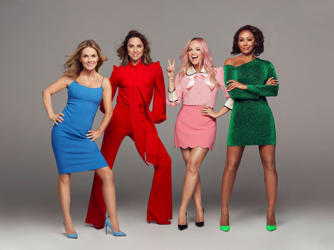 spice girls announce reunion in the most hilarious way