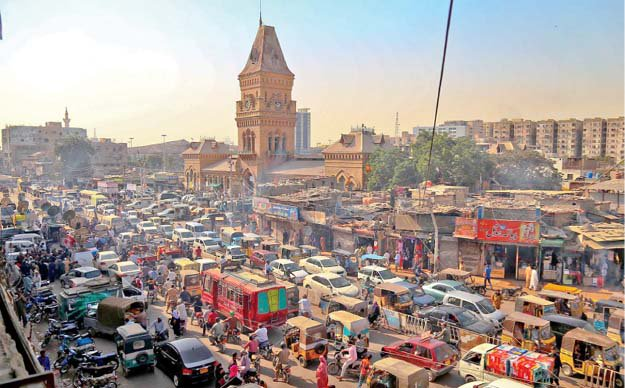 operation clean up to clear saddar kmc will demolish its own markets
