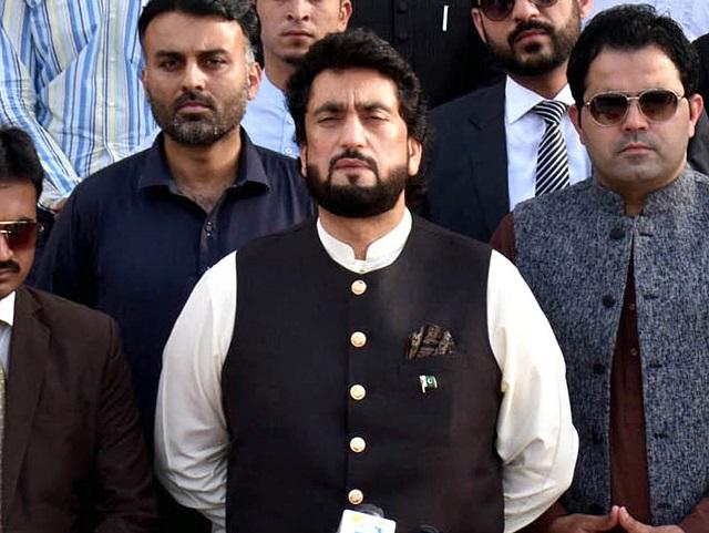 govt providing security to aasia bibi and family shehryar afridi