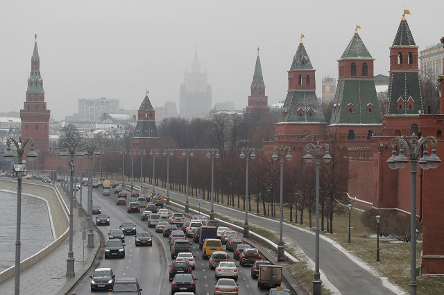 'No bright prospects for normalising Russian-American relations can be seen on the horizon.'  PHOTO: REUTERS