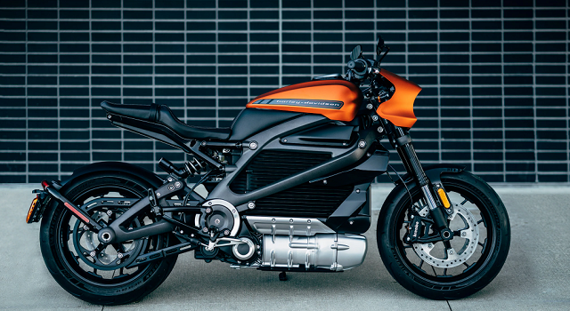 harley davidson showed off its first electric motorcycle at the milan motorcycle show photo harley davidson