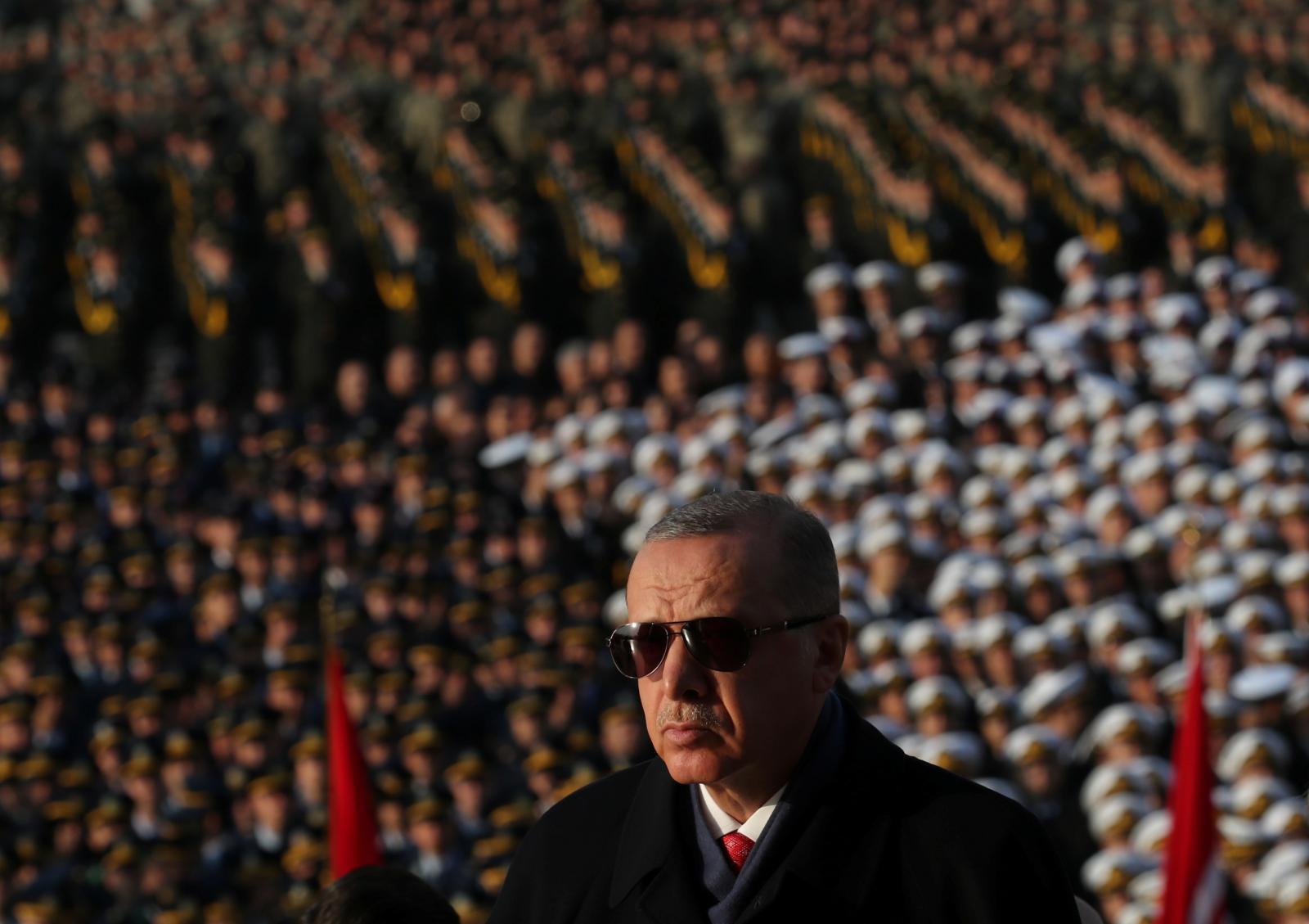 turkey s erdogan says khashoggi tapes given to key foreign nations