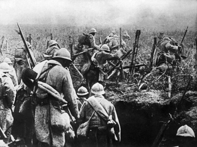 world war i 52 months of hell