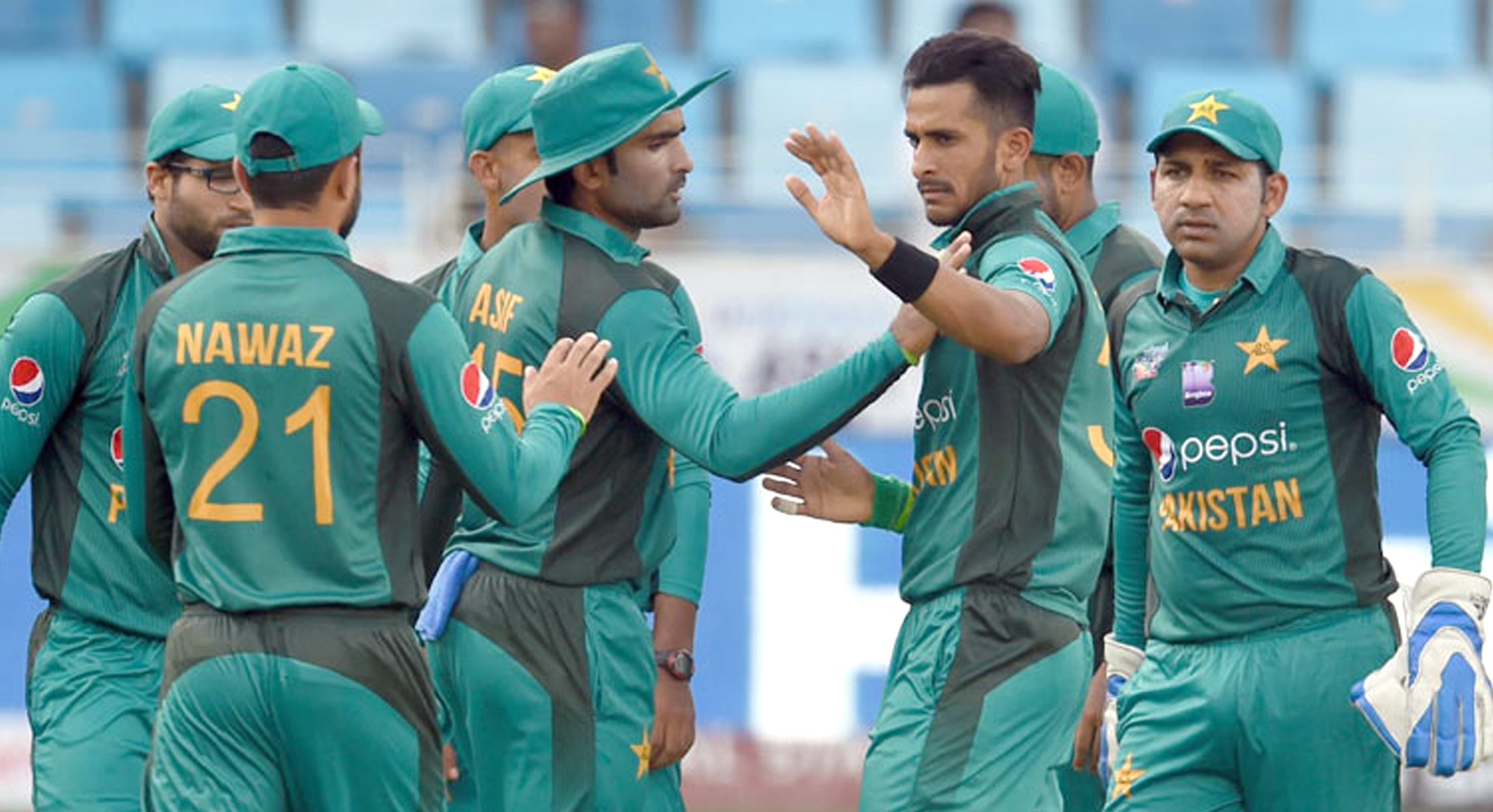 two changes expected in pakistan team for odi series decider
