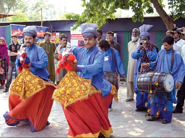 colourful awards ceremony brings lok mela to a close