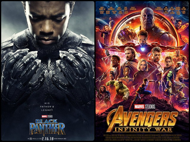 avengers black panther win big at people s choice awards 2018