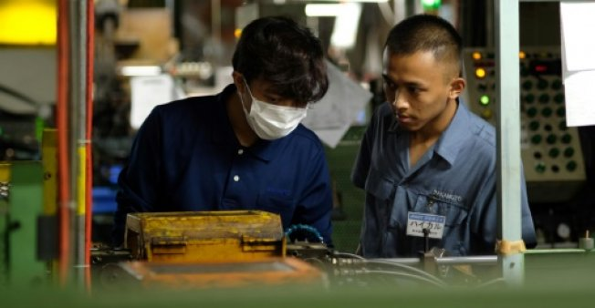 labour woes force japan to prise open door to migrant workers