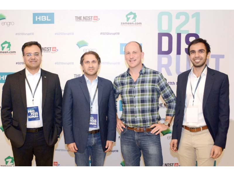 021disrupt conference attracts venture capitalists