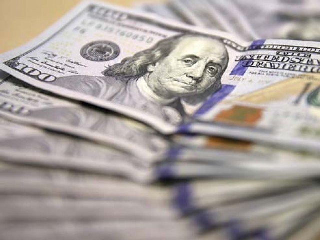 Decrease for 12th successive week due to external debt servicing, other official payments. PHOTO: FILE