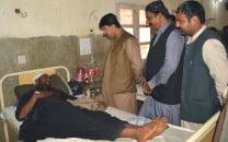 sorry state of sibi hospital irks marri