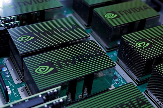 nvidia expects first quarter sales to exceed 5 3 billion