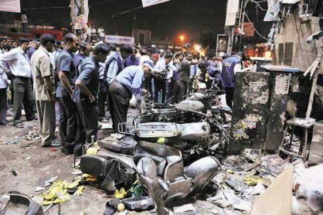blast in india s punjab claims three lives