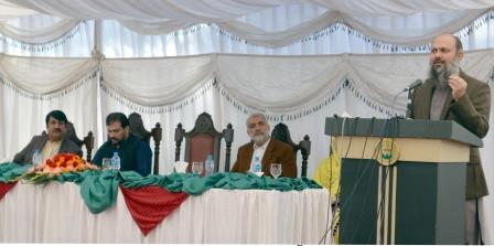 cm balochistan urges a revamp of governance structure