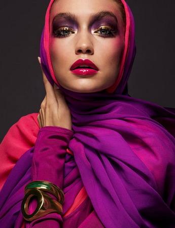 PHOTO: VOGUE ARABIA