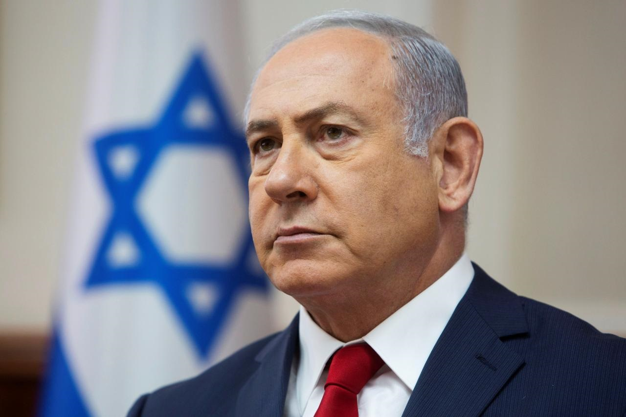 netanyahu urges coalition partners not to bring down government