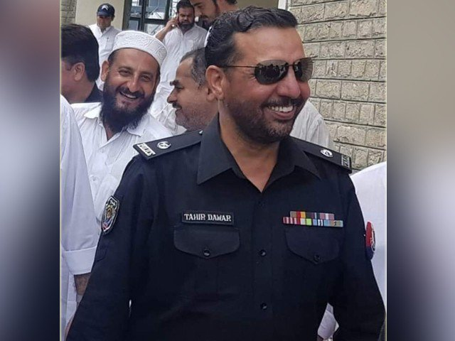 new head appointed for jit probing martyred sp dawar case