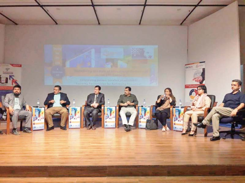 symposium on educational technology