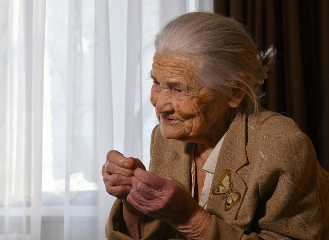 aged 97 survivor looks back on stalin era ukraine famine