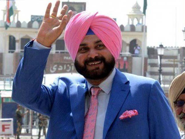 sidhu to visit pakistan on friend imran s invitation again