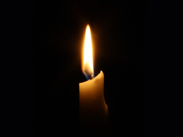With all the negativity surrounding us today, we can choose to curse the darkness or light a candle.  PHOTO: FILE