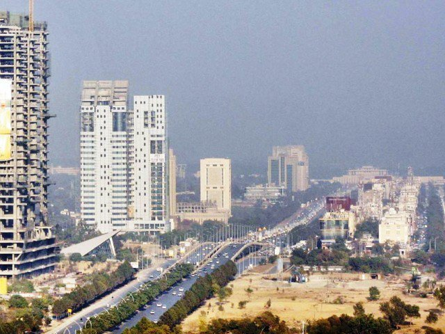 Cities of Punjab are in urgent need to combat sprawl if they aim to remain competitive.  PHOTO: FILE