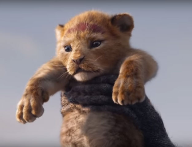 the lion king trailer makes second biggest debut