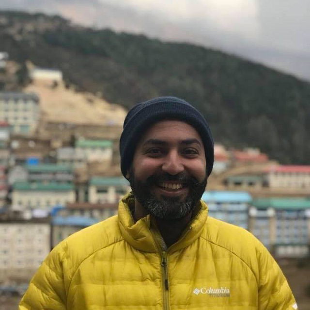 this 29 year old could be the first pakistani to dog sled across the arctic