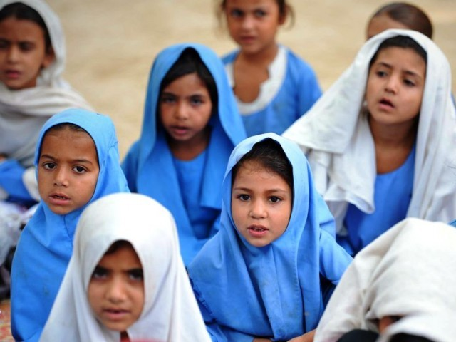 Want government to enhance spending on education for girls.  PHOTO: FILE