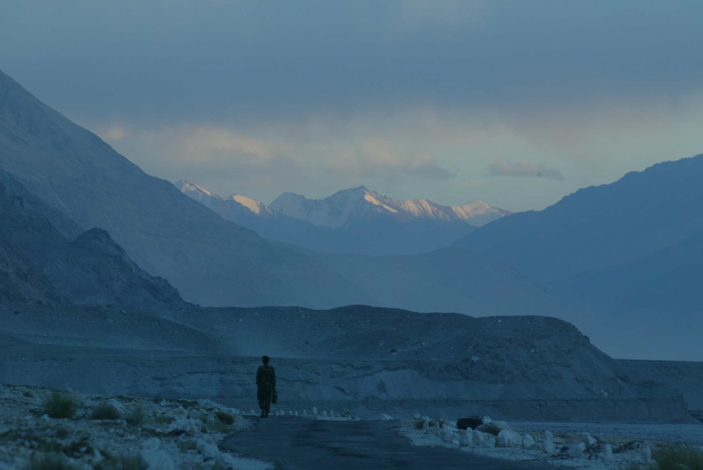 Tribal areas. PHOTO: REUTERS