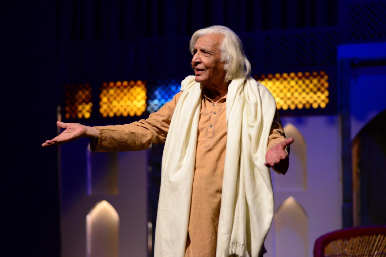 renowned ajoka theatre actor arshad durrani passes away