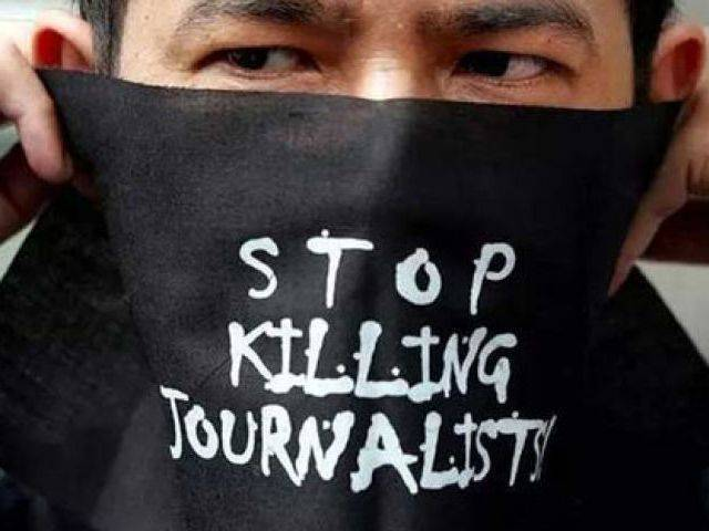 30 journalists killed by organised crime says watchdog