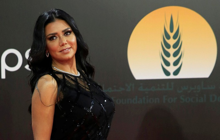 egyptian film star charged with inciting immorality for wearing see through dress