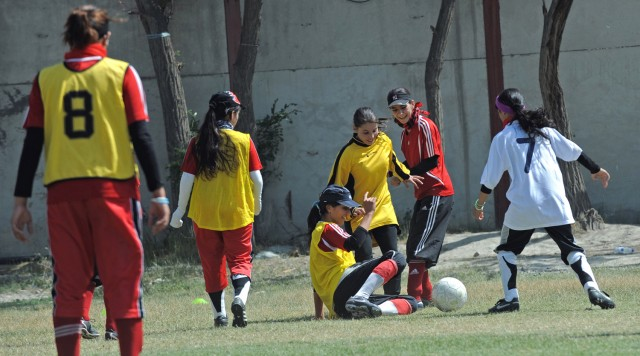 afghan authorities probe allegations of abuse in women s soccer team