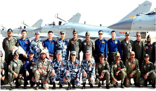 shaheen vi was held at a chinese airbase last year photo radio pakistan