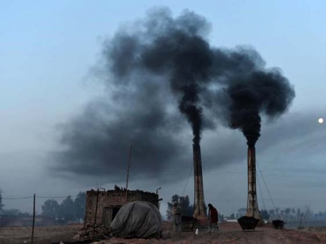 environmental pollution puts lives in peril