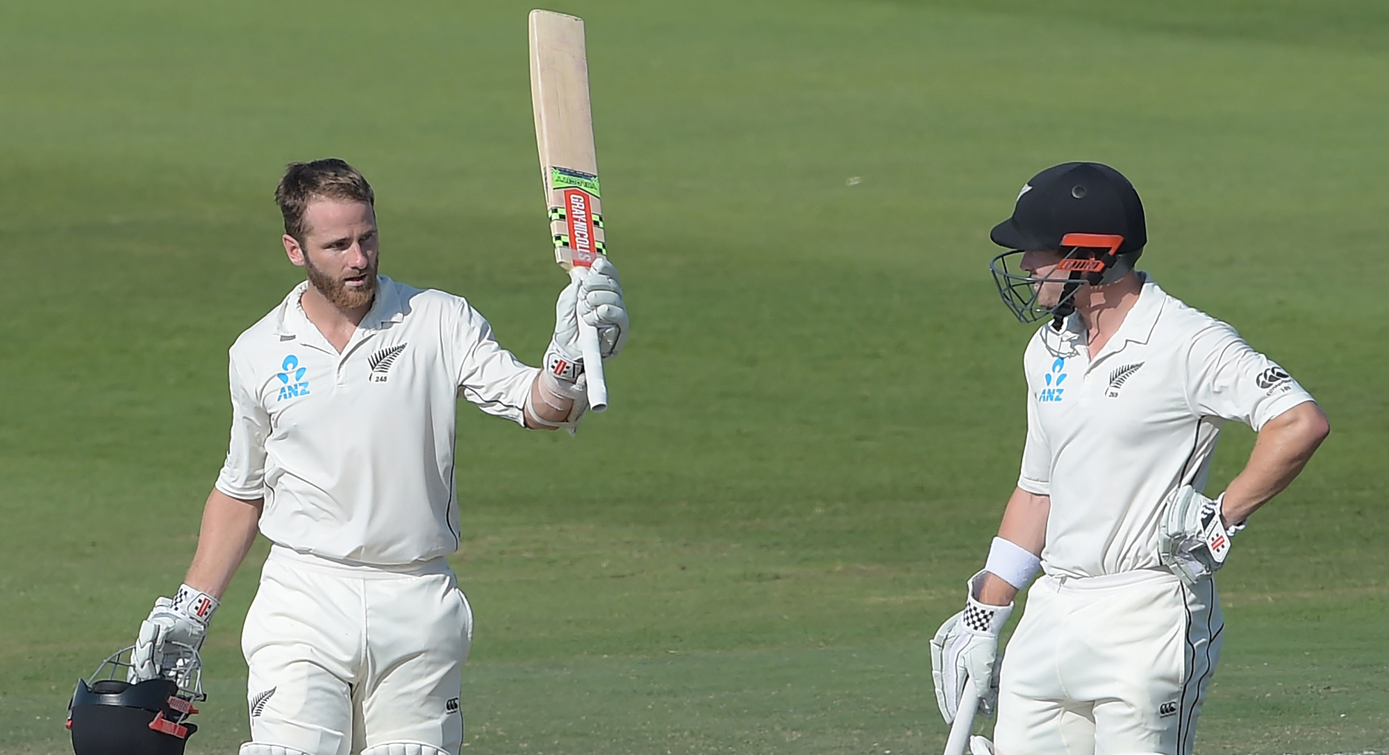 williamson s day after yasir breaks record