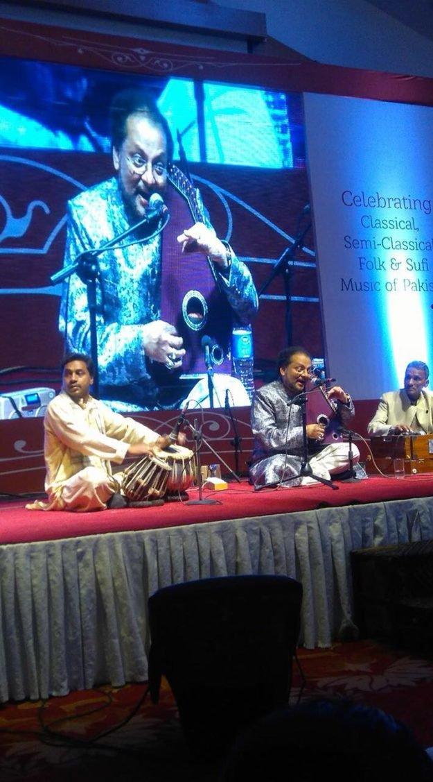 tehzeeb foundation to host music festival