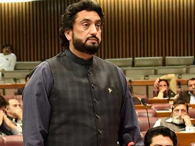 minister of state for interior shehryar afridi photo file