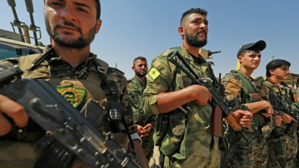 Washington's relationship with the YPG is one of the main sources of tensions between Turkey and the United States Washington's relationship with the YPG is one of the main sources of tensions between Turkey and the United States. PHOTO: AFP