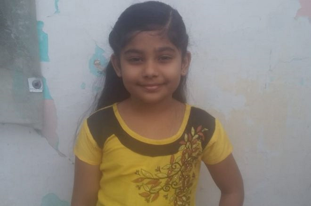 seven year old indian girl takes father to police over toilet promise