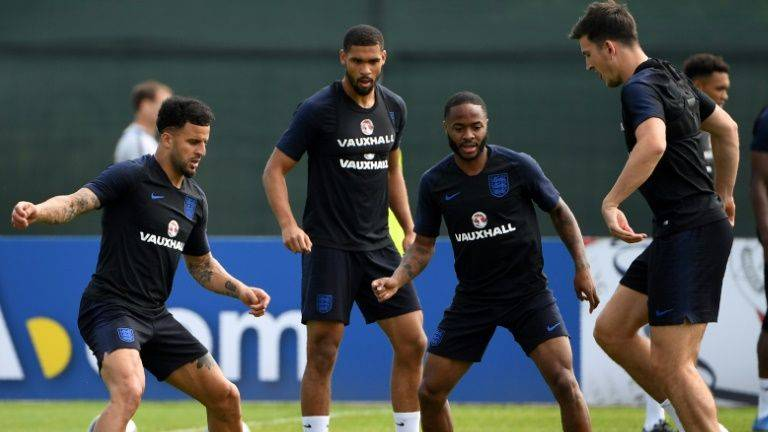 moving towards betterment loftus cheek said he had never personally suffered racism in football although he had off the field as a child but believes progress is being made photo afp