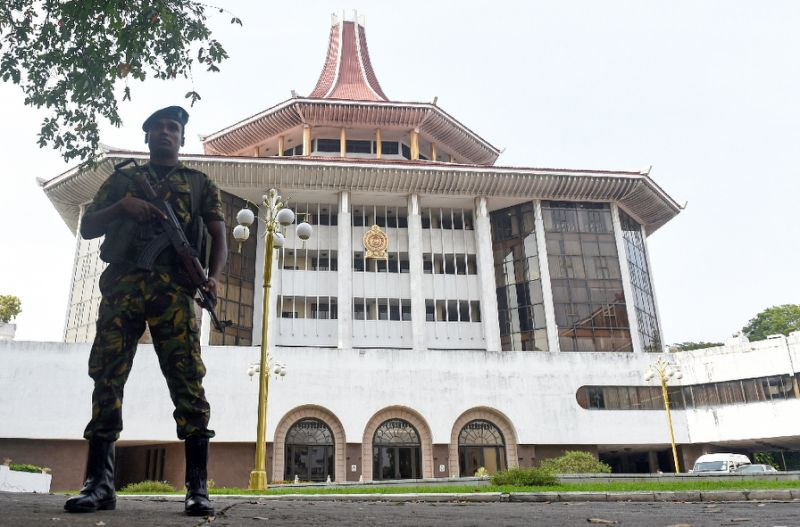 court rules against sri lanka president impeachment edges closer