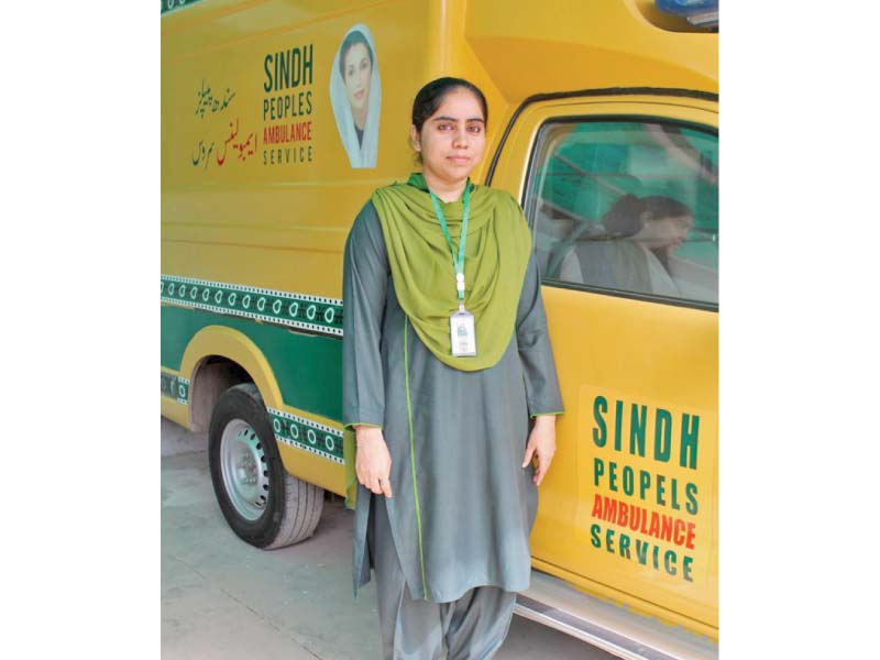 nosheen takes the road less travelled to combat maternal mortality