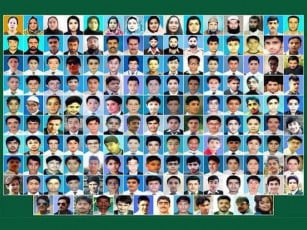 We Will Never Forget Social Media Remembers Aps Tragedy The Express Tribune