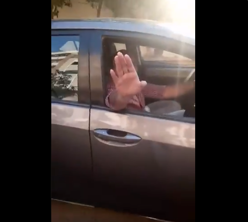 video of woman shaming harasser goes viral
